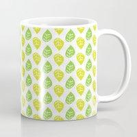 Turn Over A New Leaf Mug