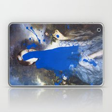 Blue Bomb Laptop & iPad Skin