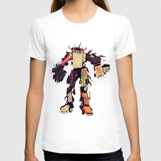 famous car monster T-shirt