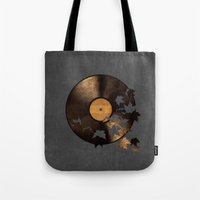 Autumn Song  Tote Bag