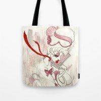 Rose de Charme Tote Bag
