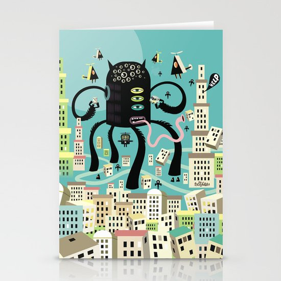 Gobeleur Stationery Card