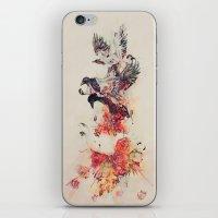 The Feast iPhone & iPod Skin
