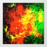 Nebular  Canvas Print