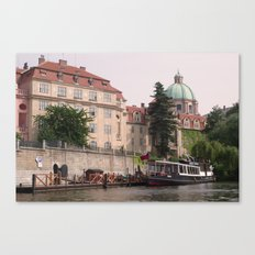 Prague Czech Republic Canvas Print
