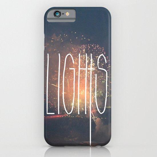 SKY LIGHTS iPhone & iPod Case