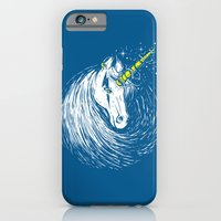 iPhone & iPod Case featuring Scar Unicorns by Steven Toang