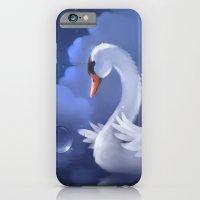 Swan Pleados iPhone 6 Slim Case