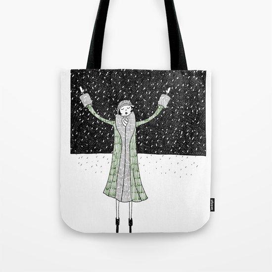 Eloise loves winter Tote Bag