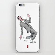 Pee Wee Herman #2 iPhone & iPod Skin