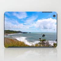 California Coastline iPad Case