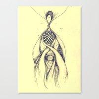 balmoon Canvas Print