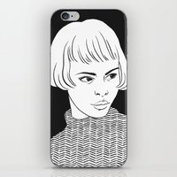 Chic Lady iPhone & iPod Skin