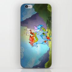 Rainidash iPhone & iPod Skin