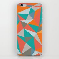 Summer Deconstructed iPhone & iPod Skin