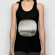 Lost time Unisex Tank Top