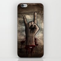 The Rocking Dead iPhone & iPod Skin