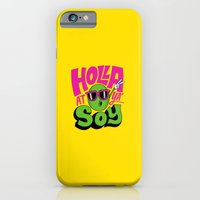 Holla At Ya' Soy iPhone 6 Slim Case