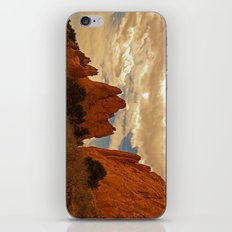 In Gods' Heaven iPhone & iPod Skin