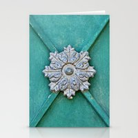 Door Detail - Old City J… Stationery Cards