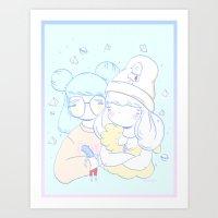 Twinkle Twinkle Hoy Art Print