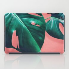 MONSTERA #2 iPad Case