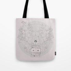 Fast-F  Tote Bag