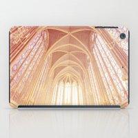 Saint Chapelle Paris iPad Case