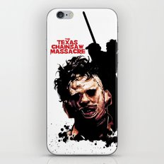Leatherface: Monster Madness Series iPhone & iPod Skin