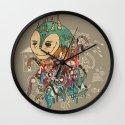 The Doodler Wall Clock