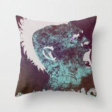 Ravenous Throw Pillow