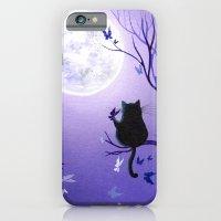 Butterfly Swirl iPhone 6 Slim Case