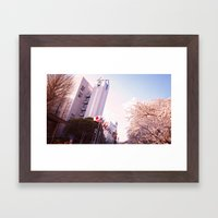Tokyo International University 2 Framed Art Print