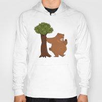 Bear And Madrono Hoody