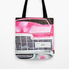 Pink Cadillac - Cotton Candy  Tote Bag