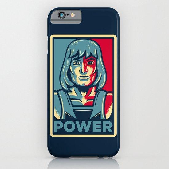 Power....he has it! iPhone & iPod Case