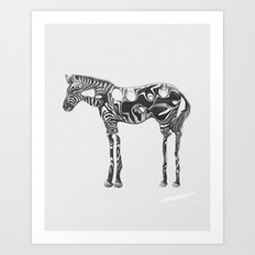 Alcool Art Print