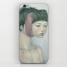 Self 02 iPhone & iPod Skin
