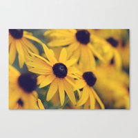 Happiness lies within Canvas Print