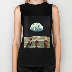 race for the prize Biker Tank