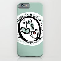 iPhone & iPod Case featuring Apple Heart by Sarah Doherty