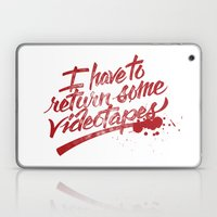 American Psycho Laptop & iPad Skin