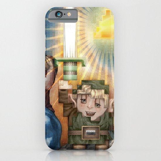 IRL Zelda Link iPhone & iPod Case