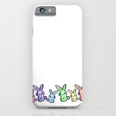 Pastel Bunnies Slim Case iPhone 6s