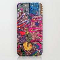 Bright [Like Neon Love] iPhone 6 Slim Case