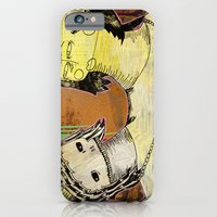 iPhone & iPod Case featuring Brooklyn by Matilda Stone