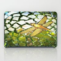 Fly High Dragonfly. iPad Case