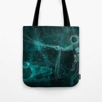 A Birthday Spacetacle! Tote Bag