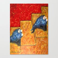 SLUGS Canvas Print
