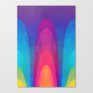 Chroma #2 Canvas Print